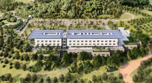 Εντυπωσιάζει ο σχεδιασμός του νέου Νοσοκομείου Σπάρτης