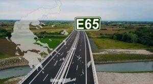 Ξεκινούν τα αντιπλημμυρικά έργα στον αυτοκινητόδρομο Ε65, σε ποια σημεία είναι