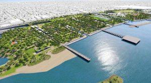 Ανάπλαση Φαλήρου: Τα σχέδια για το παράκτιο πάρκο που θα αλλάξει την εικόνα της Αθήνας