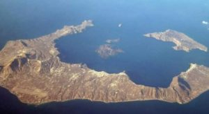 Σαντορίνη-Διεθνής Έρευνα: Η ηφαιστειακή δραστηριότητα μειώνεται λόγω κλιματικής αλλαγής