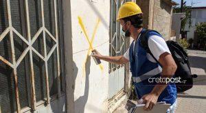 ΠΟ ΕΜΔΥΔΑΣ – Σεισμός Κρήτης: Στα κλιμάκια με δικά τους έξοδα και χωρίς προκαταβολή καταγγέλλουν οι μηχανικοί